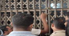 অস্থায়ী কর্মচারী দ্বারা বশেমুরবিপ্রবি উপাচার্য অবরুদ্ধ