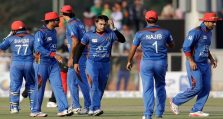 আফগানিস্তান ক্রিকেট দল